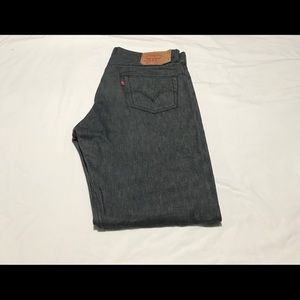 NWOT Levis 501 button fly 38/34